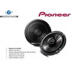 BOCINA PIONEER TS-G1620F, 6.5