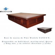 BASE SAN JOSE CANCUN KING SIZE