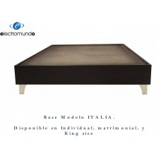BASE SAN JOSE ITALIA KING SIZE