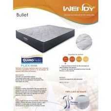COLCHON WENDY BULLET INDIVIDUAL