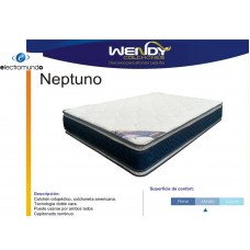 COLCHON WENDY NEPTUNO INDIVIDUAL