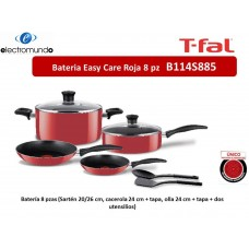 BATERIA T-FAL B-114S885 EASY CARE 8 PZ