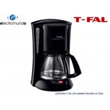 CAFETERA T-FAL CM-1408MX HELIORA 12 TZAS