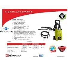 HIDRO-LAVADORA KOBLENZ HL-310 V 2000PSI