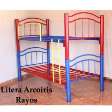 LITERA DIMSA ARCOIRIS-RAYOS INDIVIDUAL